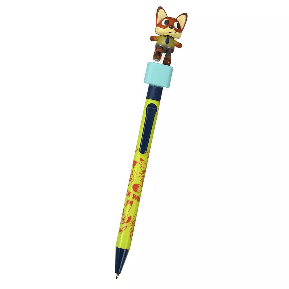 "JDS - Zootopia 5th anniversary Collection - Nick Wilde ""Running"" Ballpoint Pen"