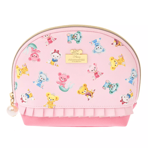 JDS - UniBEARsity 10th Anniversary Collection x UniBEARsity Princess Bear Pouch