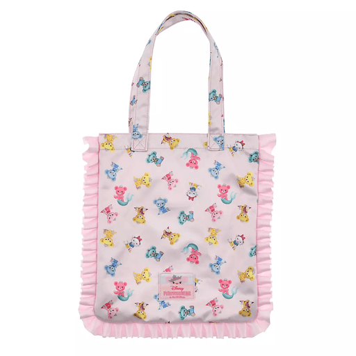 JDS - UniBEARsity 10th Anniversary Collection x UniBEARsity Princess Bear Tote Bag