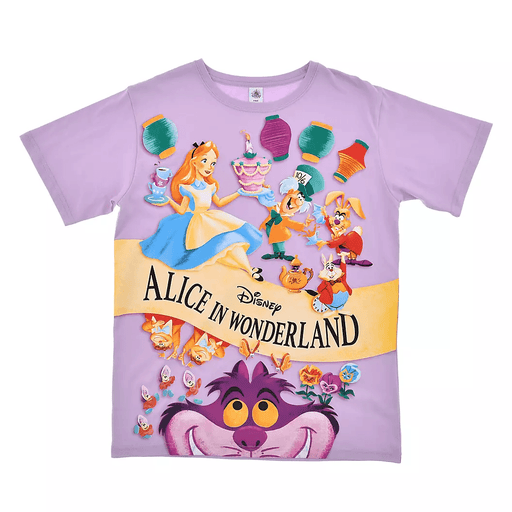 JDS - Alice in Wonderland 70 Collection - T - Shirt