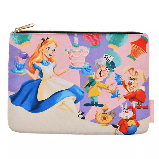 JDS - Alice in Wonderland 70 Collection - Flat Pouch