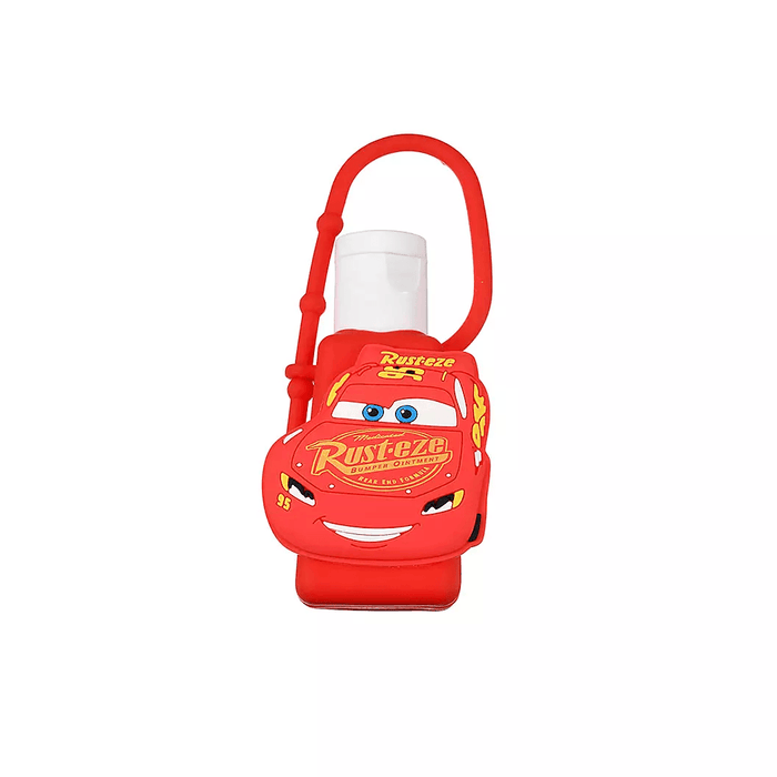 JDS - Lightning McQueen Die Cut with Hand Sanitizer Gel Case