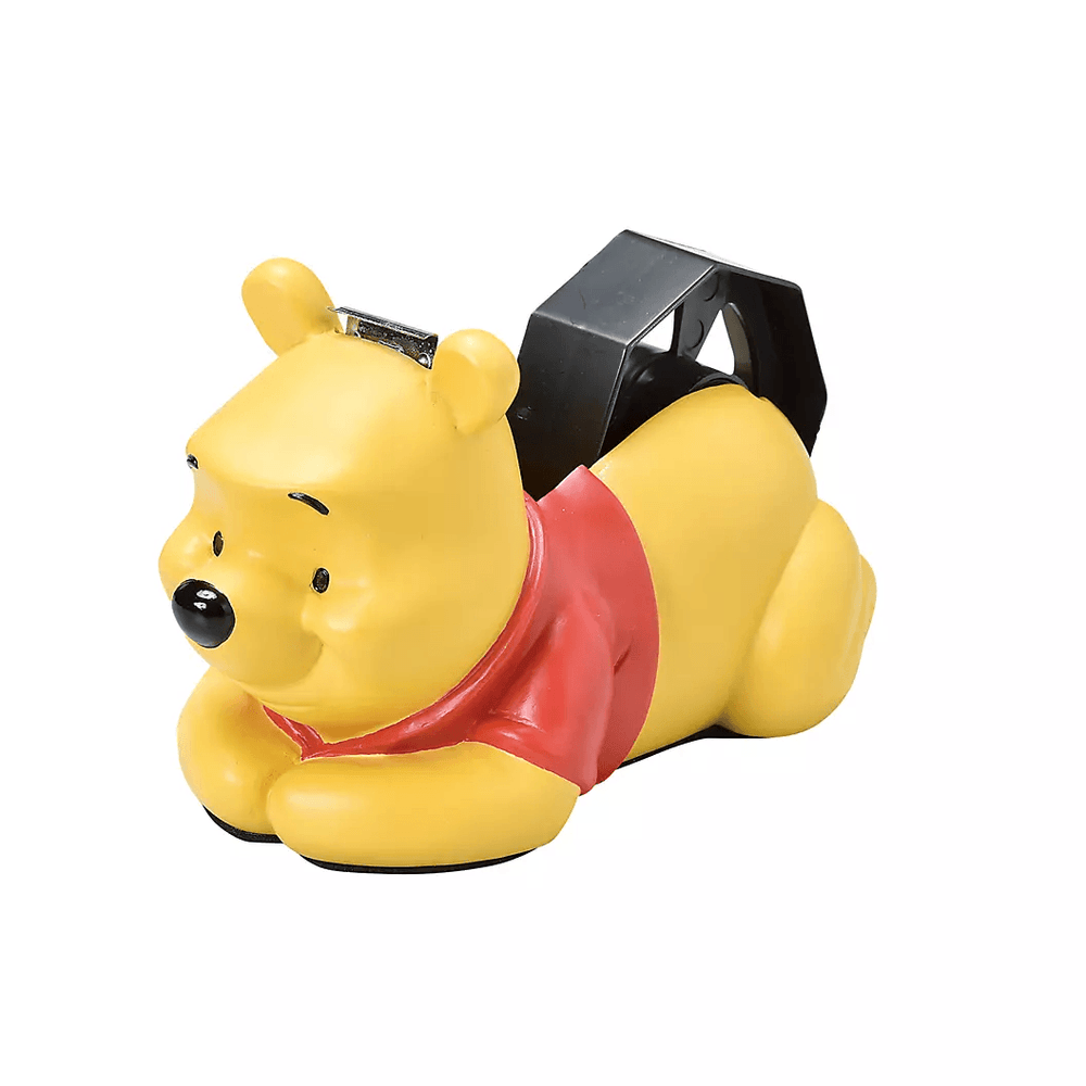 JDS - Winnie the Pooh Figure x Tape Dispenser