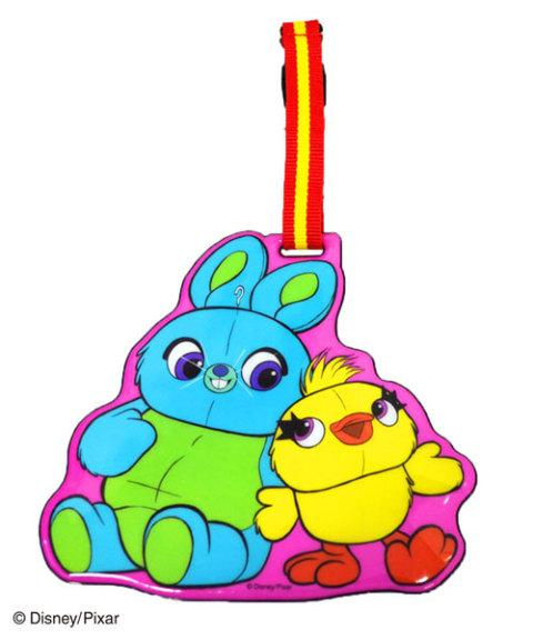 JP x Disney - Luggage Tag/Passholder - Bunny & Ducky