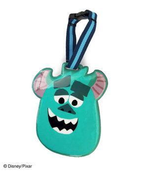 JP x Disney - Luggage Tag/Passholder - Sulley