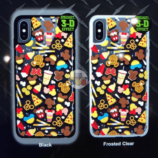 DLR - Custom Made Phone Case - Disney Parks Food (3-D Effect)