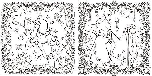 Japan Inko Kotoriyama - Disney Adult Coloring Book & Lesson - (Vol. 1)