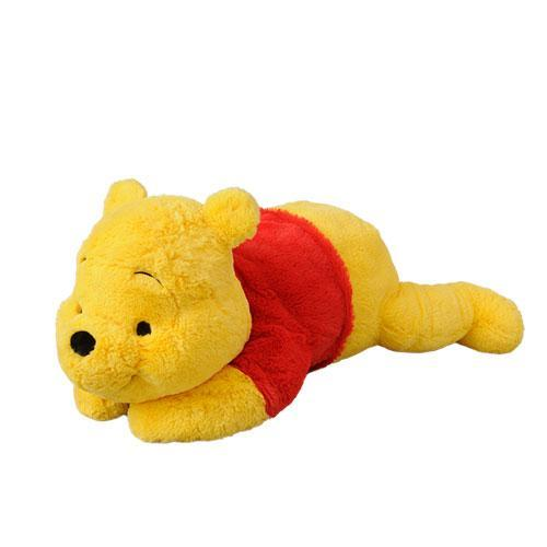 TDR - Laying Down Plush x Winnie the Pooh (Size M)