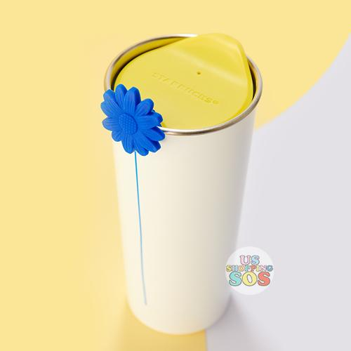 Starbucks China - Summer Blossom 2020 - Summer Chrysanthemum Stainless Steel Tumbler 591ml