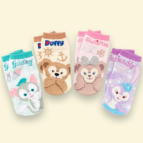 TDR - Duffy & Friends - Socks Set