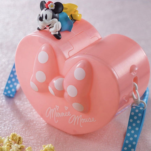 TDR - Popcorn Bucket x Minnie Mouse with Heart