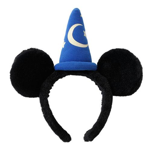 TDR - Mickey Mouse Sorcerer's Hat Headband
