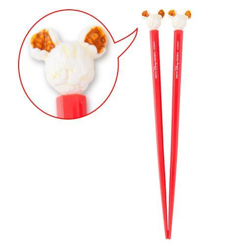 TDR - Food Theme - Mickey Head Popcorn x Chopsticks