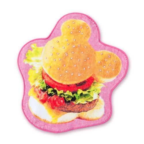 TDR - Food Theme - Mini Towel x Mickey Mouse Burger