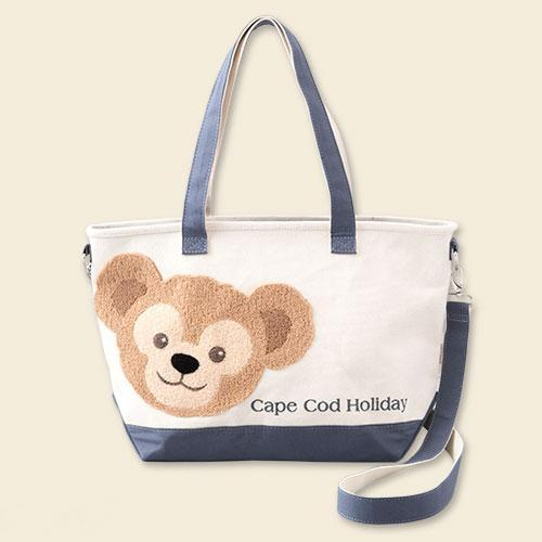 TDR - Cape Cod Holiday Collection - Duffy 2 ways Bag