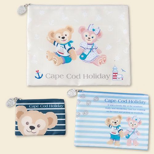 TDR - Cape Cod Holiday Collection - Duffy & ShellieMay Pouchs Set