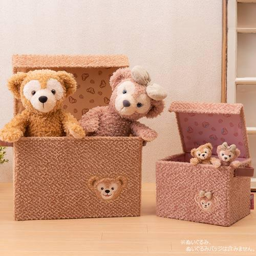TDR - Duffy & Friends - Fluffy Storage Box x Duffy