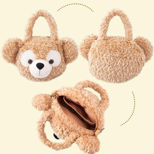 HKDL - 2 Ways Big Head Bag - Duffy