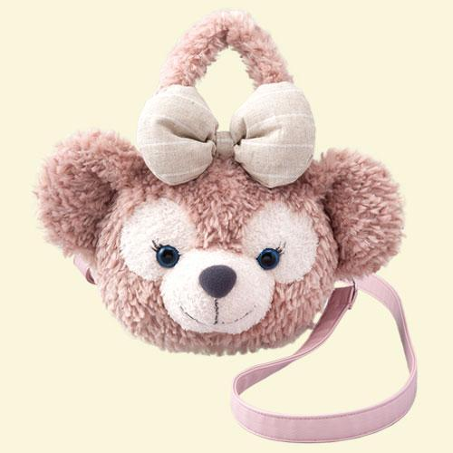 HKDL - 2 Ways Big Head Bag - ShellieMay