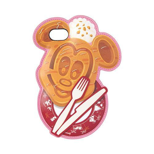 TDR - Iphone 6/6s/7/8 Case with Mickey Mouse Waffle