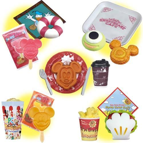 TDR - Food Theme - Miniature Food Random Box