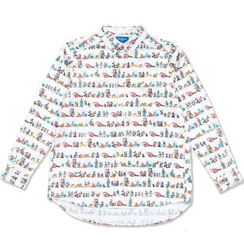TDR - Team Disney Collection - Unisex Shirt
