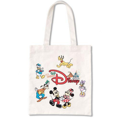 TDR - Team Disney Collection - Tote Bag