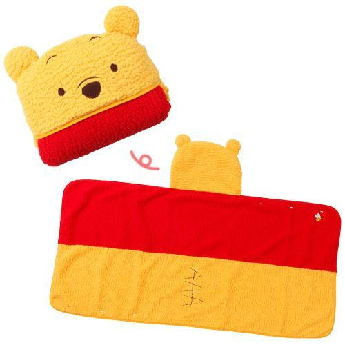 TDR - 2018 Winter Collection- Blanket x Winnie the Pooh
