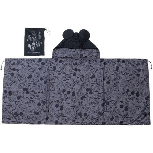 TDR - 2018 Winter Collection- Blanket x Mickey & Friends (Foldable)