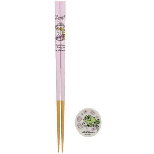 TDR - Chopsticks with Holder Set - Rapunzel