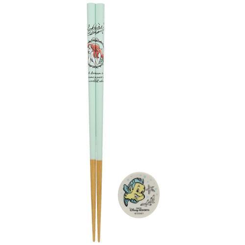 TDR - Chopsticks with Holder Set - Ariel