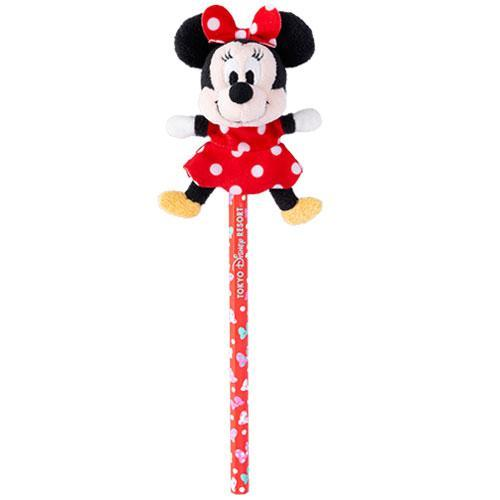 TDR - Pencil x Plush Toy - Minnie Mouse