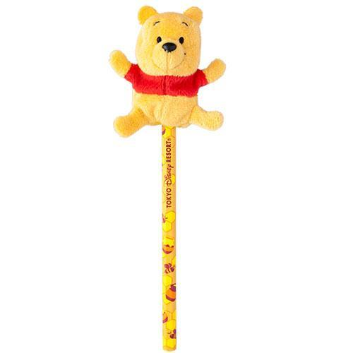 TDR - Pencil x Plush Toy - Winnie the Pooh