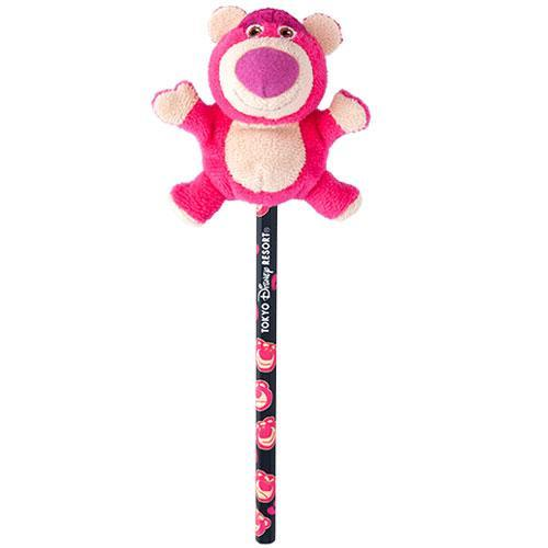 TDR - Pencil x Plush Toy - Lotso