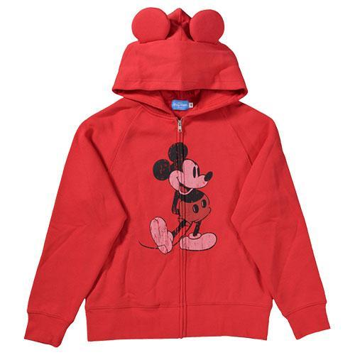 TDR - Hoodies Jacket x Mickey (Red)