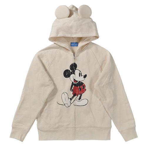 TDR - Hoodies Jacket x Mickey (White)