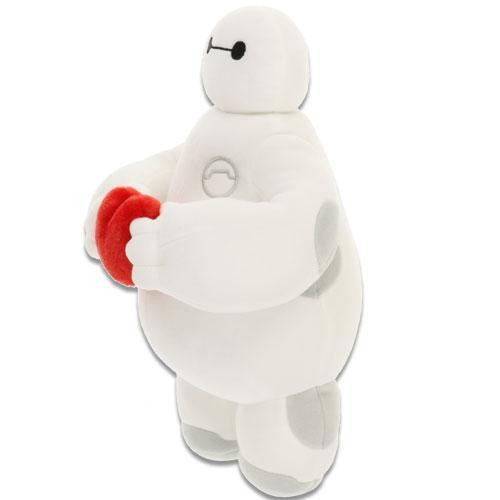 TDR - Plush Toy x Baymax Holding Heart