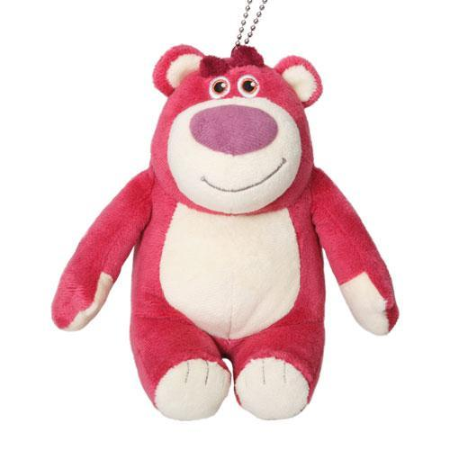 TDR - Plush Keychain x Lotso (With Strawberries Smell)