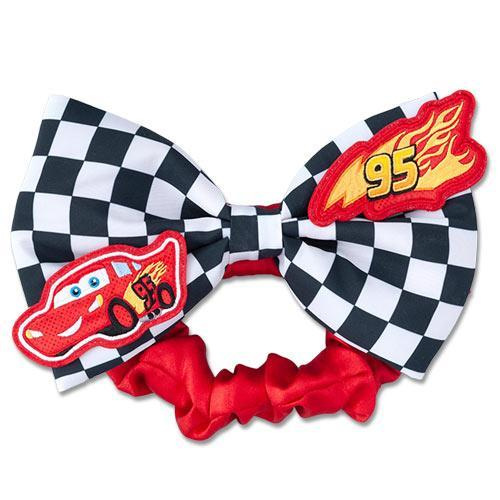 TDR - Lightning McQueen Stretch Ears Headband
