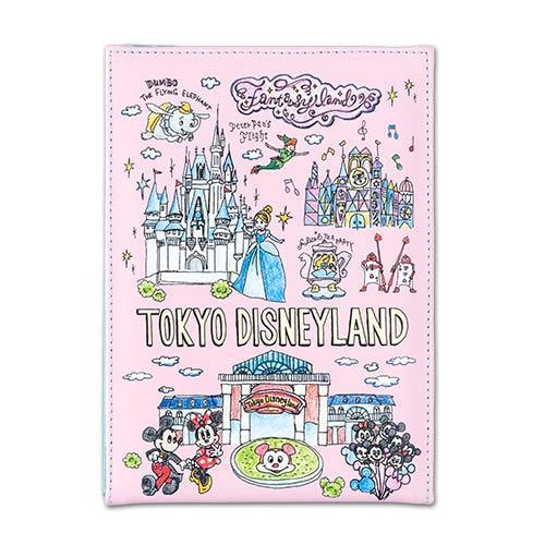 TDR - Tokyo Disney Resort Fun Map Collection - Mirror