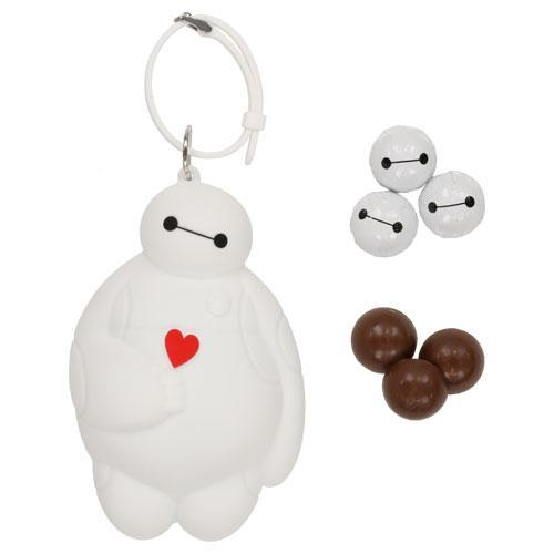 TDR - Chocolate & Silicone Baymax Bag
