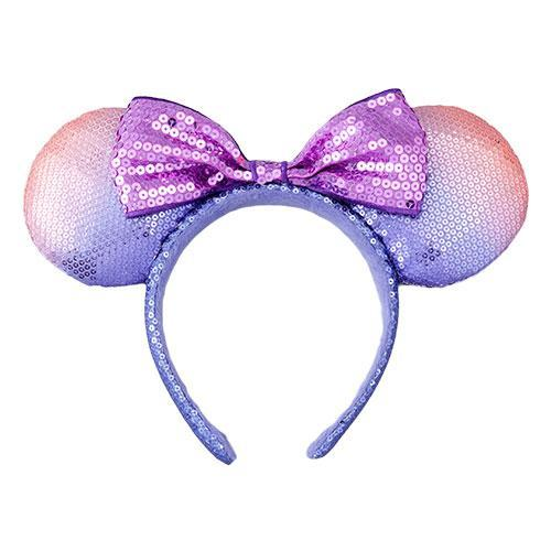 "TDR - ""Not as Sweet as you Think! Buttercup"" Collection - Minnie Unicorn Sequin Headband"