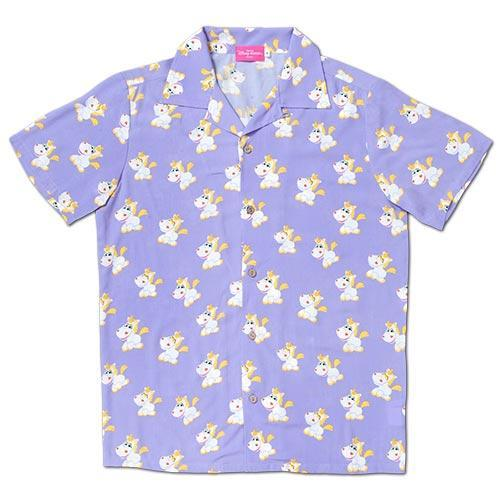 "TDR - ""Not as Sweet as you Think! Buttercup"" Collection - Aloha Shirt (For Women)"