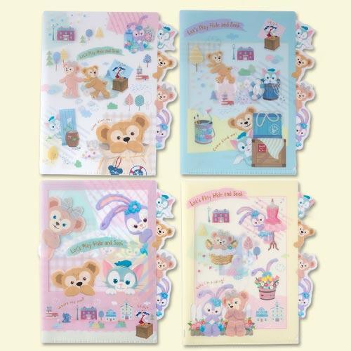 TDR - Let's Play Hide & Seek Collection - A4 Size Files Set