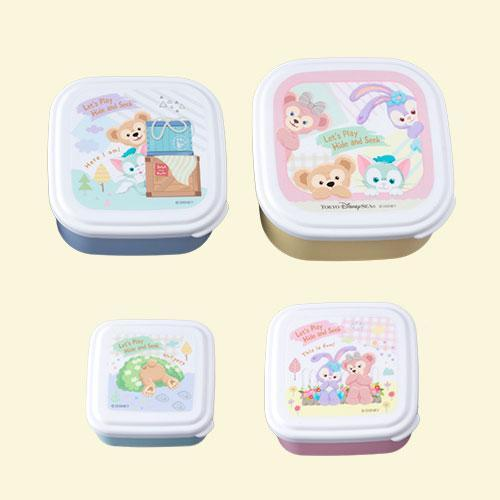 TDR - Let's Play Hide & Seek Collection - Boxes/Containers
