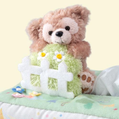 TDR - Let's Play Hide & Seek Collection - Fluffy Tissue Box Holder