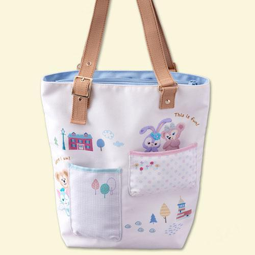 TDR - Let's Play Hide & Seek Collection - Tote Bag