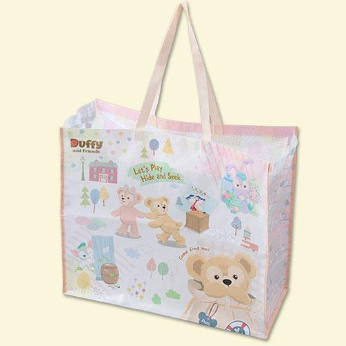 TDR - Let's Play Hide & Seek Collection - Eco Bag