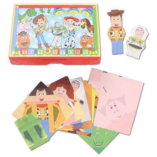 TDR - Origami Set x Toy Story