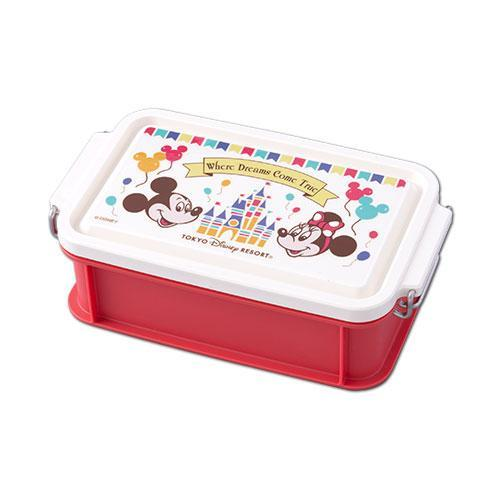 TDR - Lunch Box x Mickey & Minnie Mouse